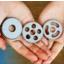 歯車・ギヤ(ギア)・クラッチドラム 金属切削加工サービス 製品画像