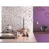 事例写真付タイル リコモザイク80×15角マーブルカラーガラス釉 製品画像