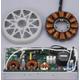ブラシレスモータ(BLモータ)コンプレッサ用 製品画像