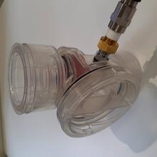空調ドレン配管気圧検査用治具『エアシールテスター』 製品画像
