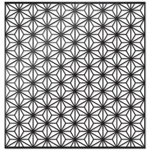 オリジナルパネル『和の匠シリーズ 麻の葉』※サンプルあり 製品画像
