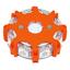 ハイパワーLED路面警告灯(4ワットLED) 製品画像