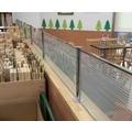 スクリーンポール32  SP 真鍮パーテーション 間仕切り 金物 製品画像
