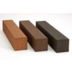 木粉樹脂・アルミ複合材クラティスエコ 小口処理、意匠について 製品画像