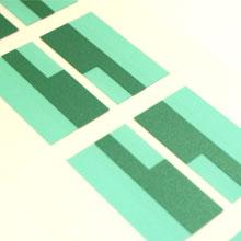 ◎事例◎ノイズ抑制シート・磁性体シートの抜き加工 製品画像