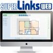 フリー間取図作成ソフト『SUPERLinksWEB』 製品画像