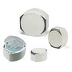 円形デザイン 防水・防塵アルミダイキャストボックス ARシリーズ 製品画像
