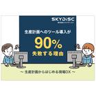【資料】生産計画へのツール導入が90%失敗する理由 製品画像
