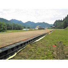 CO2排出量削減に貢献する環境配慮型『仮設道路資材プラロード』 製品画像