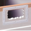 床下開口部補強金具『基礎金具1型』※弱った内基礎強度を復元! 製品画像