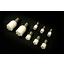 表示灯用LEDランプ:制御・操作盤。警報用。省電力、長寿命、軽量 製品画像