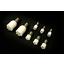 LEDランプ照明制御盤の表示灯、火災報知器、非常警報、消火栓用 製品画像