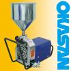 樹脂・セメントミルク注入用小型注入ポンプOKG-03M 製品画像
