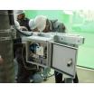 アルミ盤『電柱取付設置型 自動復帰ブレーカ搭載 アルミ盤』 製品画像