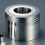 精密加工部品「冷し嵌め転造ロール(超硬合金G4+SKD61)」 製品画像