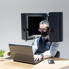 【Web会議防音対策】防音ヘッドカバー 製品画像