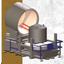 溶融亜鉛メッキ及び連続亜鉛メッキラインの亜鉛溶湯搬送の改善 製品画像