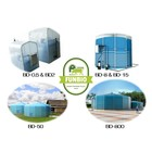 【小規模分散型】バイオガスシステム 原料投入6キロ/日~発電可能 製品画像