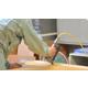 【什器メーカーの方必見!】木製品OEM生産サービス 製品画像