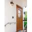 木製玄関ドア『スニッカーペール』 製品画像