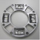 【事例】二輪車クラッチ部品「サイドプレート」プレス・切削・熱処理 製品画像