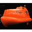 【BCP対策】救命艇シェルター『LBS25+F』 製品画像