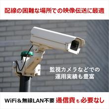 無線映像伝送器 CONNEX さまざまな分野で活用  製品画像