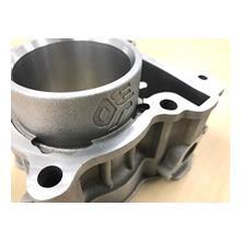 アルミニウムの金属3Dプリント 製品画像