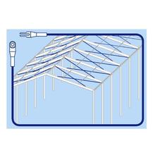 耐震補強技術『耐震ケーブルブレース』 製品画像