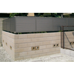 【コンクリート製壁材・組積材】『アミクル DX』 製品画像