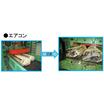 【エコカッター切断事例1】エアコンほか 製品画像