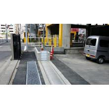 無人遮水システム シグゲート 都市タイプ 製品画像