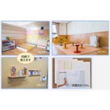 保育園や幼稚園に使用しても安心!意匠性・安全性を持った不燃化粧板 製品画像
