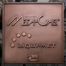 コーティング技術『META-CAST sign』 製品画像