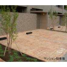 デザインコンクリート『スタンプ工法』 製品画像