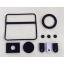 加工方法『プレス抜き加工、カッティング加工、手加工』 製品画像