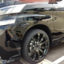 銀鏡塗装事例|自動車アルミホイールを光沢感ある黒色に 製品画像