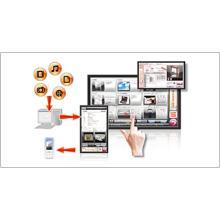 デジタルサイネージ『サイネージ・リレーション』 製品画像