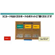 作業実績収集ボード RFIDおくだけボード【製造現場の見える化】 製品画像