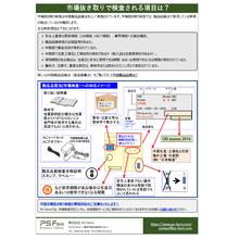 【中国製品品質法】中国市場で抜き取り検査される項目について 製品画像