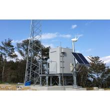 【蓄電システム構成例】漁業無線・災害時の非常用電源 製品画像