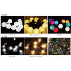 イルミネーションライトアップ演出照明グローブストリングライト 製品画像