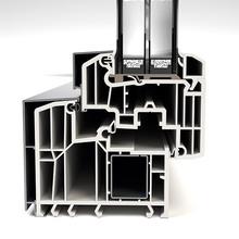 「ドイツの窓」エーデルフェンスターFIN90アルミクラッド 製品画像