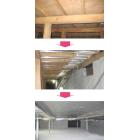 床暖房システム「床下工法」 製品画像