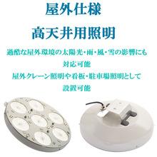 屋外仕様 高天井用LED照明 製品画像