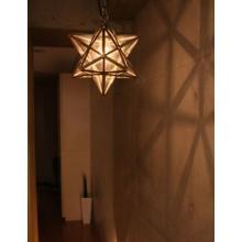 デザイン照明「エトワール ペンダントランプ クリアー」 製品画像