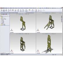 プレス金型設計支援システム 「CG PRESS DESIGN」 製品画像