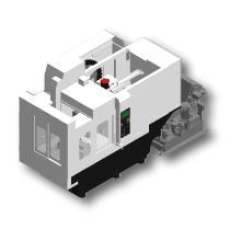 横形マシニングセンタ「PCH-400」★JIMTOF2016出展 製品画像