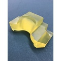 3D CADを活用した ゴム難加工 製品画像