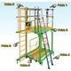 足場及び梯子安全体感装置『ACSEL 5060』 製品画像